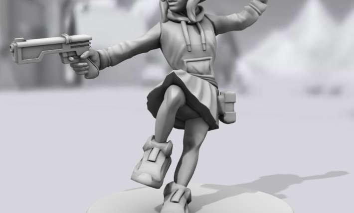 Spielfigur von Azusa
